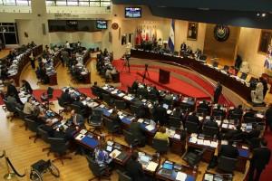 Asamblea Legislativa de El Salvador. Foto: www.transparencia.gob.gt