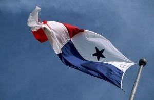 Panama Flag --- Image by © Amos Nachoum/Corbis